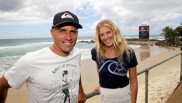 Kelly & Steph to host International Surf Day