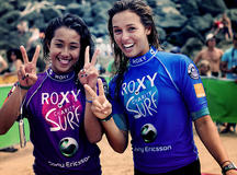 Surfeuses Charity